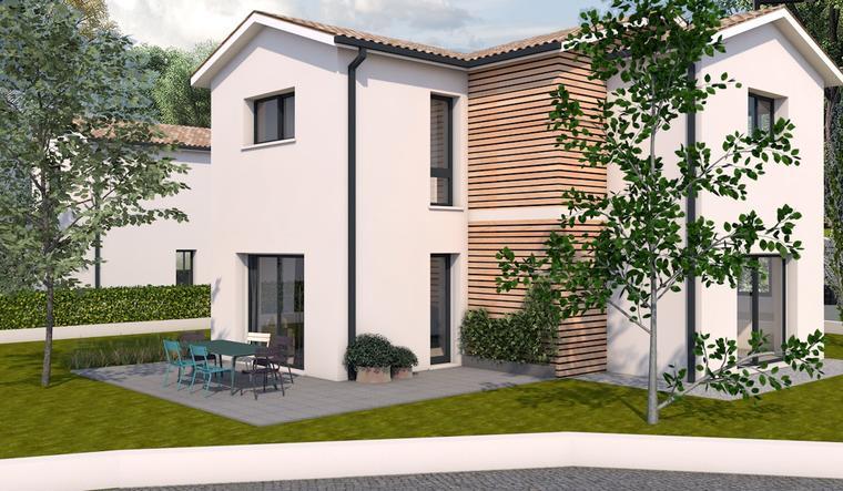 SADIRAC - Secteur CREON - FARGUES SALLEBOEUF - constructeur de maisons Bordeaux
