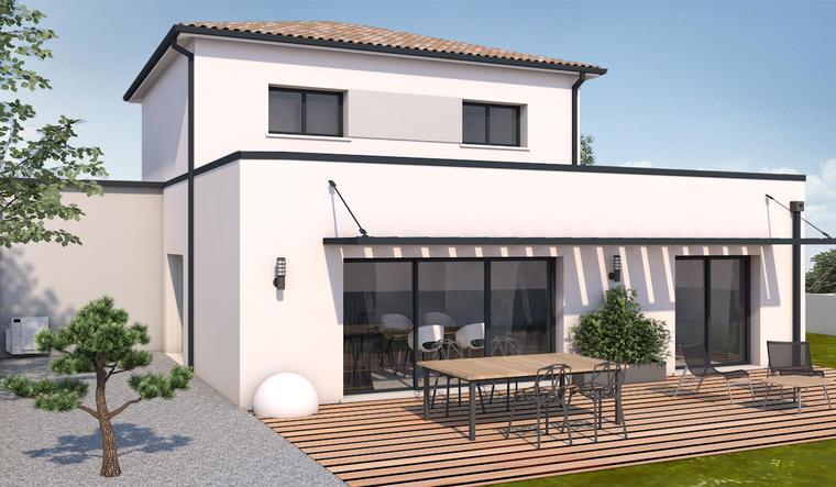 Maison 4 pièces - constructeur de maisons Toulouse