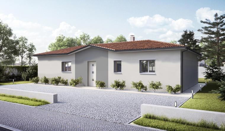 Maison proche Bassin, Lac et Océan - constructeur de maisons Bordeaux