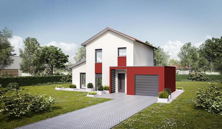 Maison T5 100m² - constructeur de maisons Bordeaux