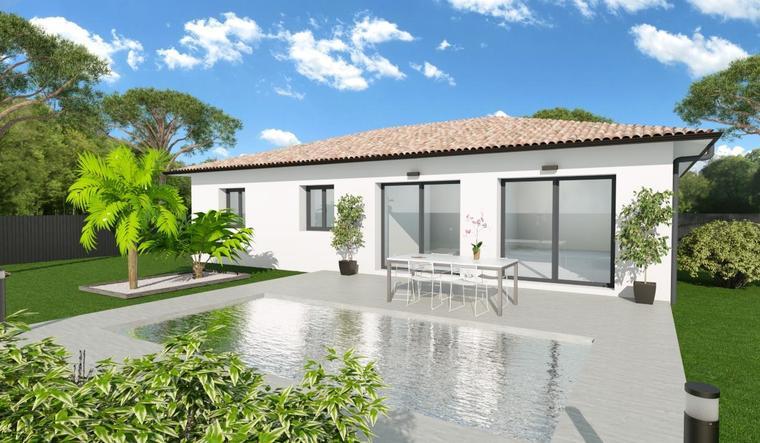 A saisir proche du Bassin d'Arcachon, - constructeur de maisons Bordeaux