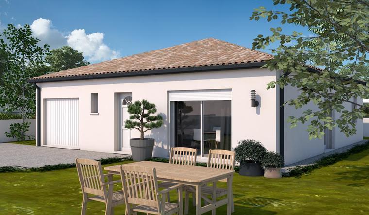 Proche Gimont - constructeur de maisons Toulouse