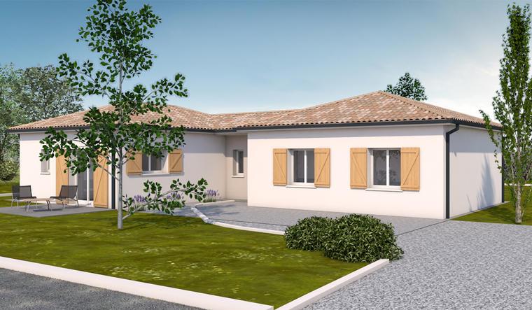 Bien immobilier - constructeur de maisons Agen