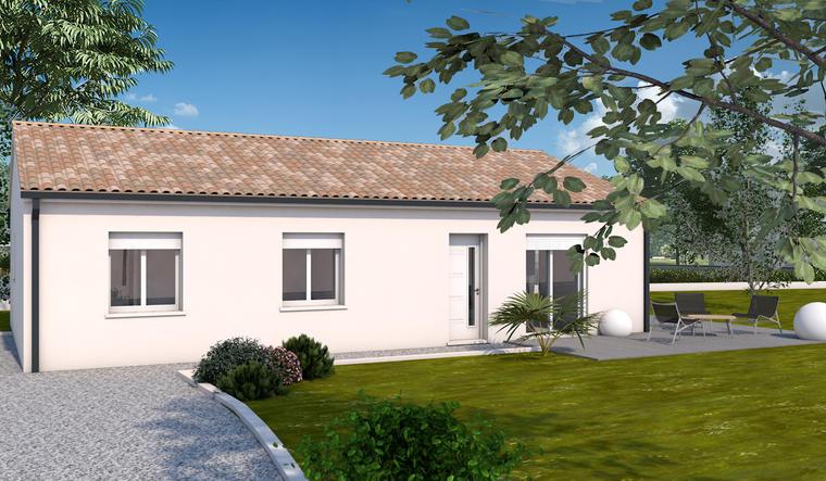 Bien immobilier GONDRIN - constructeur de maisons Agen