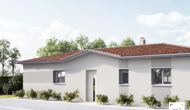 Entre Bordeaux et Libourne - Projet idéal pour une première accession. - constructeur de maisons Bordeaux