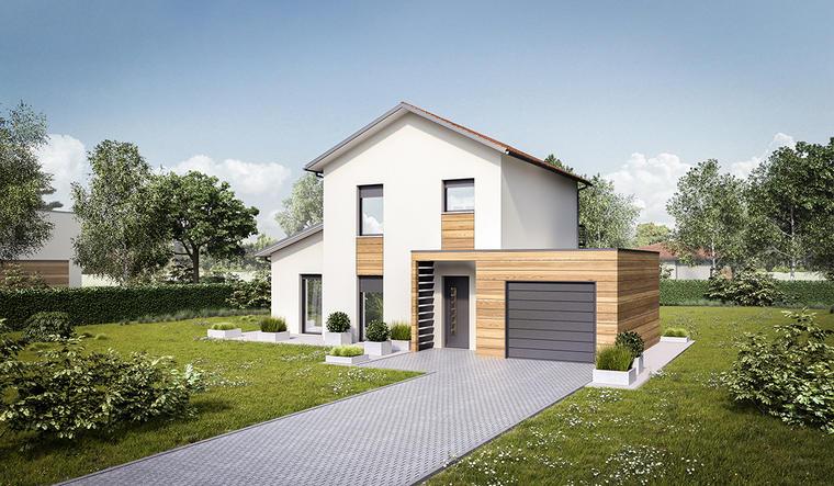 Maison neuve bouglon constructeur de maisons agen for Constructeur de maison neuve