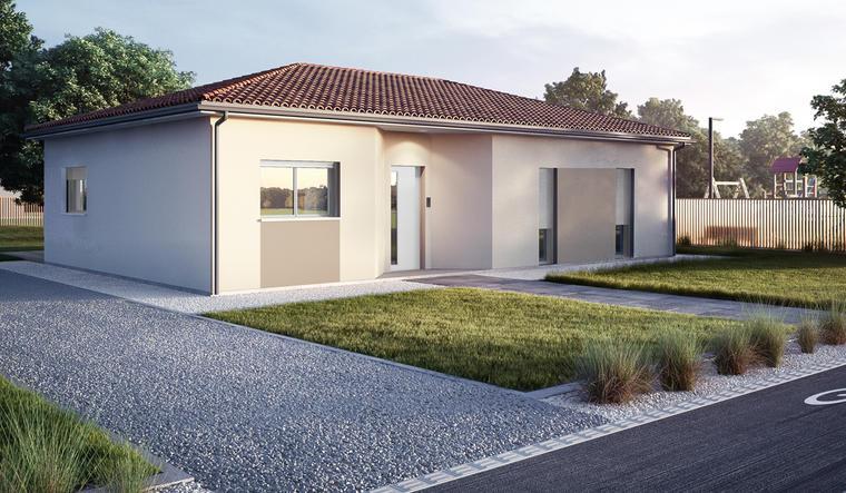 Une maison dans les Landes, proche des plages - constructeur de maisons Parentis