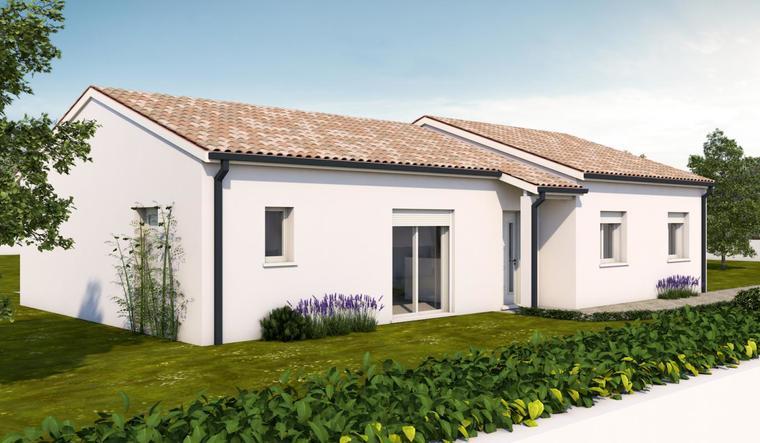 ENTRE DEUX MERS - constructeur de maisons Bordeaux